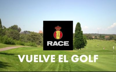 El golf vuelve al RACE
