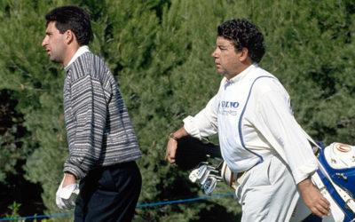 Decimos adiós a una magnífica persona, Sergio Gómez, manager de Olazábal
