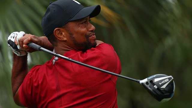 Tiger Woods, 60 millones de dólares sin dar un palo