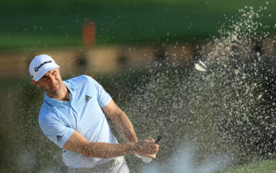 Este domingo habrá golf profesional en Estados Unidos
