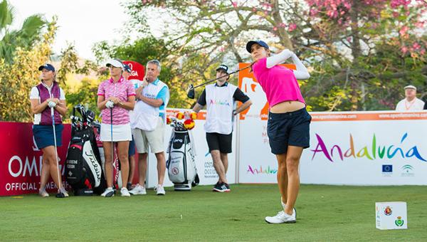 Golf en clave de mujer: Reconocimiento y crecimiento a partes iguales