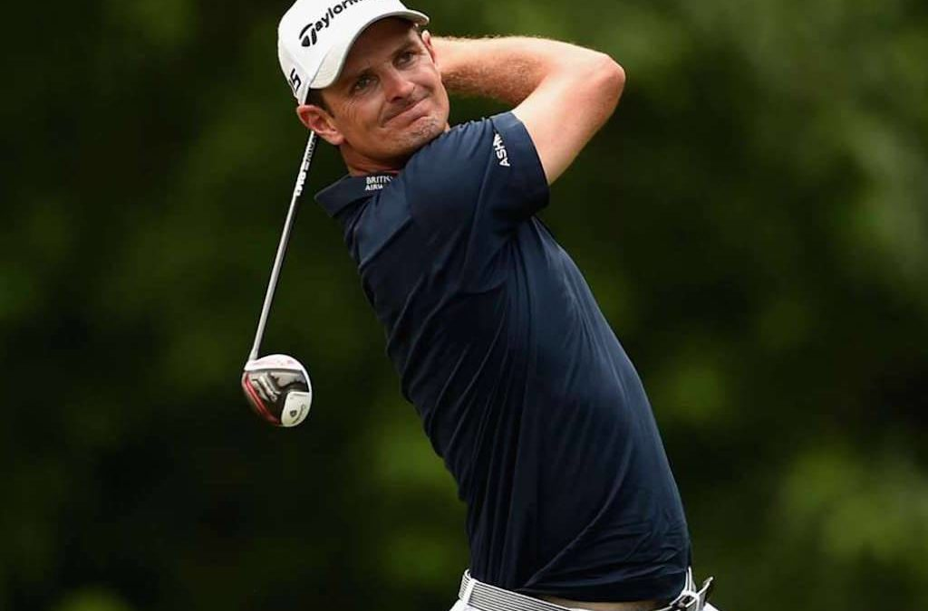 Justin Rose y su esposa ponen en marcha el Rose Ladies Series