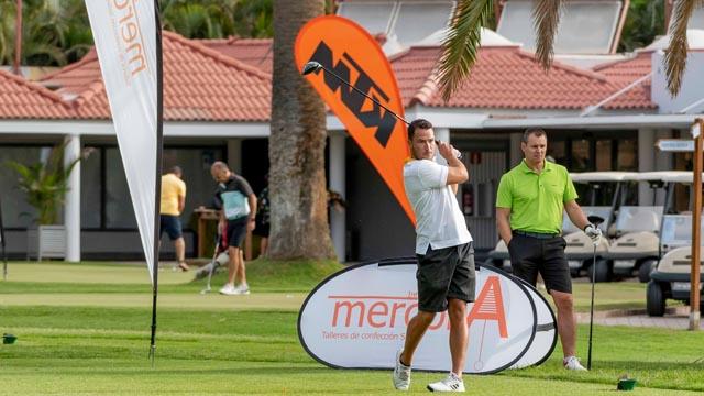 El golf de competición vuelve a Maspalomas