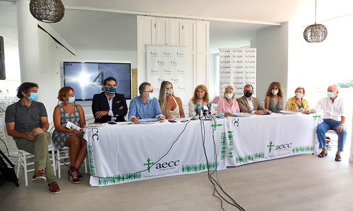 Torneo de Golf en favor de la Asociación Española Contra el Cáncer