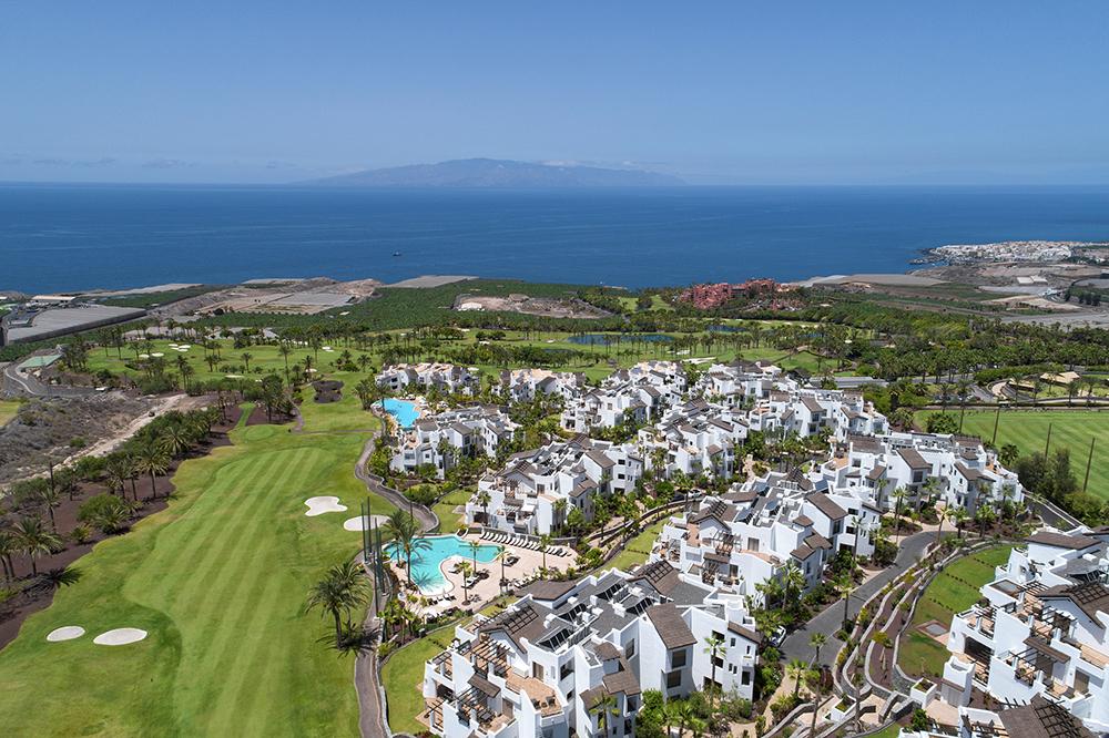 Abama Golf, considerado por Golf Digest como mejor resort de Europa