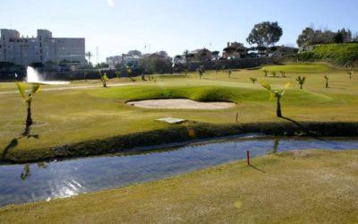 Juan José Grande, ganador de una nueva prueba del Circuito Andaluz de Pitch and Putt en la Escuela de Golf de M. Á. J.