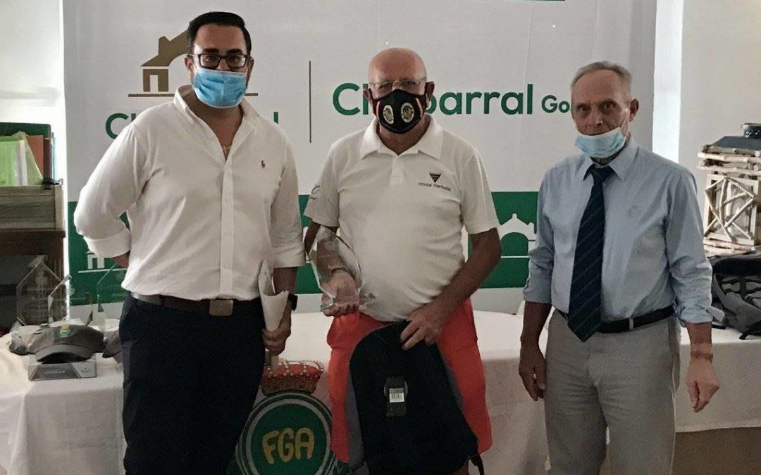 El Circuito Senior de Andalucía retoma su actividad en Chaparral Golf Club