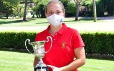 Carla Bernat, gana el Campeonato de España Individual Femenino