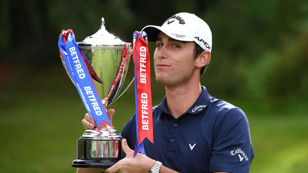 Renato Paratore gana el Betfred British Masters