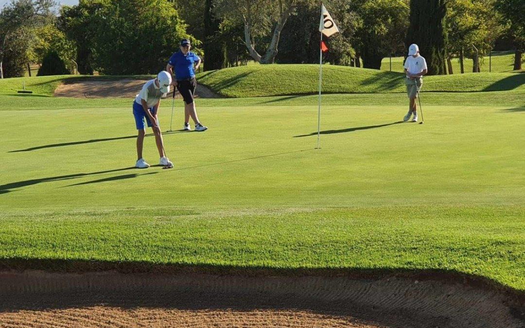Los Campeonatos de Andalucía de 2ª, 3ª y 4ª categoría celebran su primera jornada en Lauro Golf