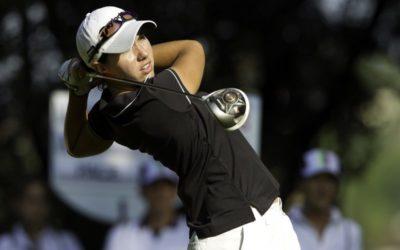 Carlota Ciganda bajo par en el LPGA Drive on Championship