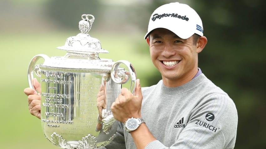 Collin Morikawa se hace 'Grande' en el PGA Championship