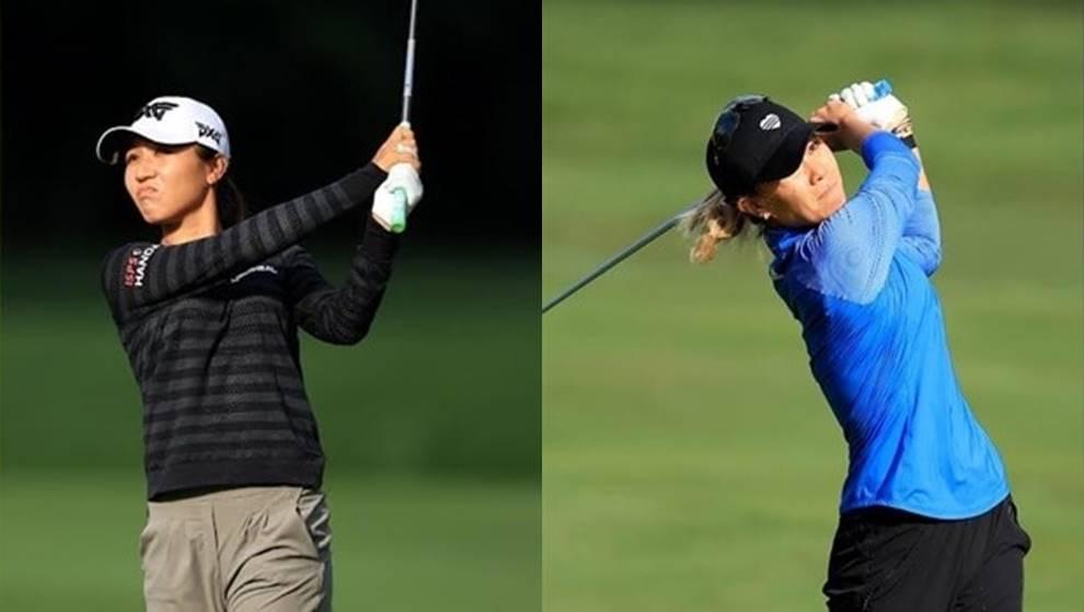 Danielle Kang y Lydia Ko, primeras líderes del Marathon LPGA Classic
