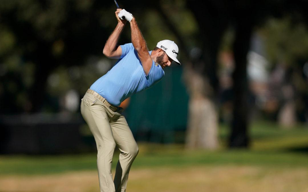 Dustin Johnson intentará proclamarse campeón del PGA Championship este domingo
