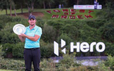 Horsfield confirma su primera victoria en tierra natal UK