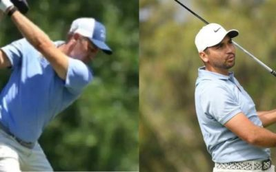 Jason Day y Brendon Todd se ponen al frente del PGA Championship con los españoles lejos de ellos