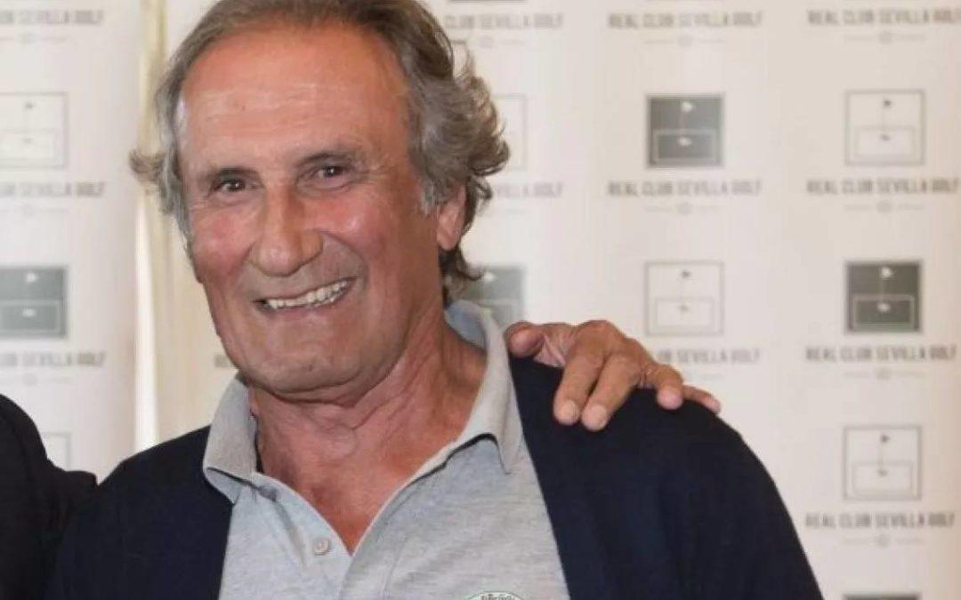 Fallece Adolfo Pedevilla Burkia, Presidente de la Asociación de Seniors de Golf de Andalucía