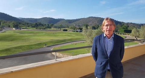 Bernardino Jaume continuará al frente del golf balear