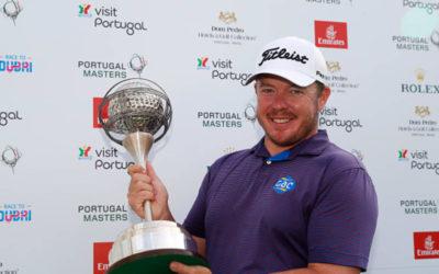 George Coetzee se lleva el Portugal Masters y suma cinco títulos en el European Tour