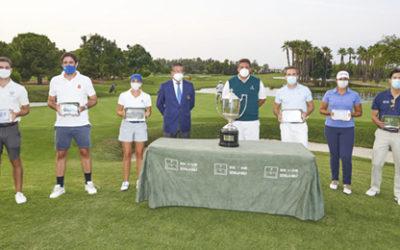 La histórica Copa Maestranza resaltó en Andalucía con un alto nivel de participación