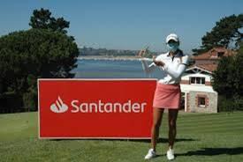 La cántabra Harang Lee gana la primera prueba de la temporada del Santander Golf Tour