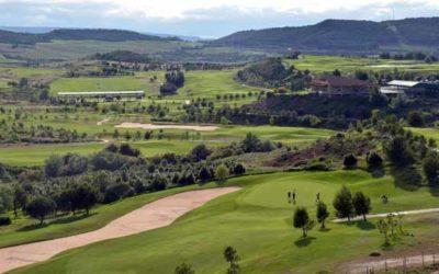 El Campo de Golf de Logroño, sede del Campeonato de España de Profesionales