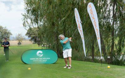 """El golf """"Punto limpio"""" para la práctica del deporte reúne a empresarios, emprendedores e influencers"""