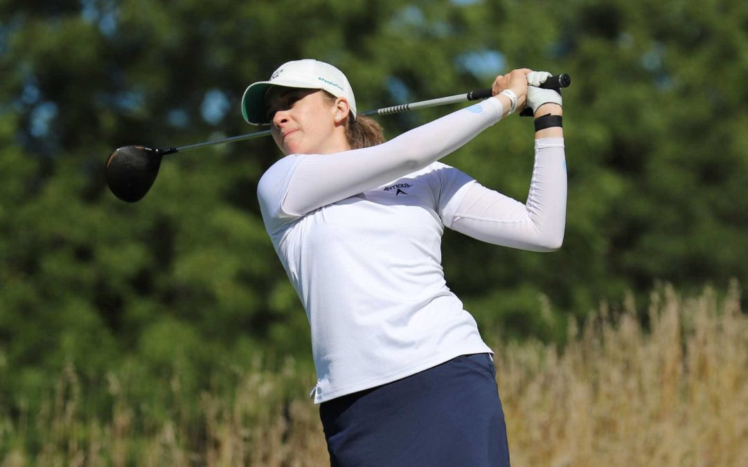 El Four Winds Invitational arranca con Kim Kaufman como líder