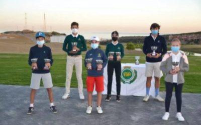 El recién inaugurado campo de Azata Golf se estrena con el Circuito Juvenil y Benjamín de Andalucía