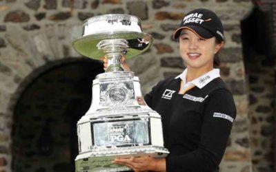 Sei Young Kim confirma su victoria, con Ciganda tercera