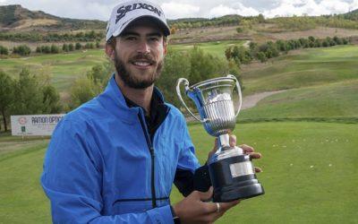 Lucas Vacarisas, nuevo campeón de España Profesional