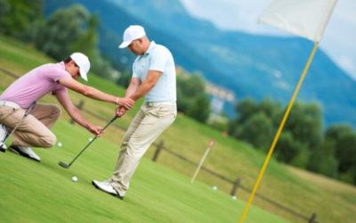 Nueva plataforma para que encuentres al mejor profesor de golf cerca de ti