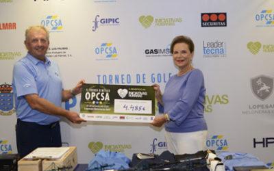 Torneo Benéfico OPCSA: Grandes beneficios para una fantástica causa solidaria