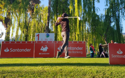 Arranca una semana ilusionante en la vuelta a la Competición del Santander Golf Tour