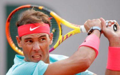 Nadal gana su 13th título en París, derrotando a Djokovic e igualando los 20 grandes de Federer