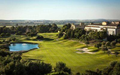 Ana Armengou y Felipe Fernández, ganadores del Circuito Mid Amateur en Montecastillo Barceló Golf Resort
