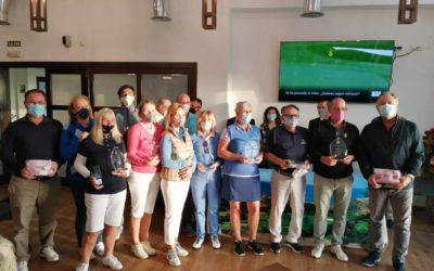 Baviera Golf ha acogido una nueva prueba del Circuito Senior de Andalucía