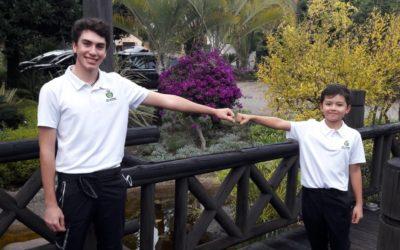 Samuel Love y Gian Andrea Minciarelli comparten victoria en el Puntuable Andaluz de Pitch & Putt de 'El Campanario Ocio y Turismo'
