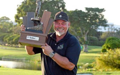 Darren Clarke gana el TimberTech Championship y estrena su palmarés en el PGA Tour Champions