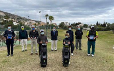 La Final del Circuito Andaluz de Pitch & Putt cierra el calendario de competiciones 2020 de la R.F.G.A.