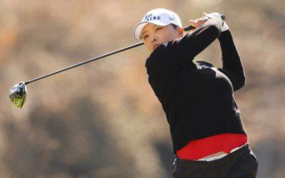 Jin Young Ko se coloca al frente del CME Group Tour Championship