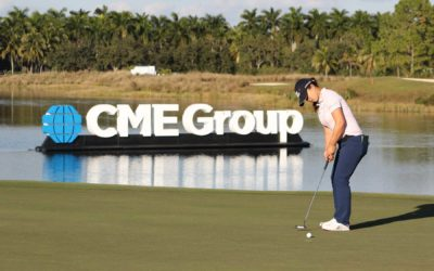 Sei Young Kim lidera la final del LPGA Tour con un golpe de ventaja