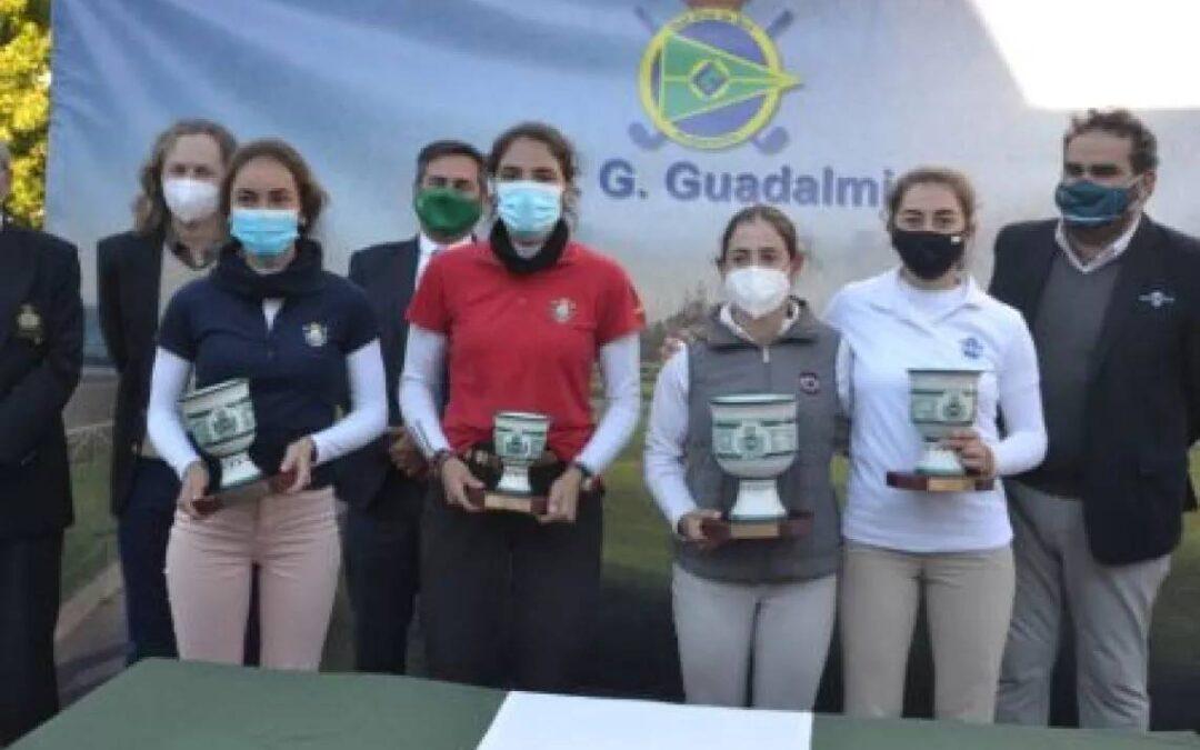 Ana Peláez revalida título en la Copa Andalucía Femenina en el Real Club de Golf Guadalmina