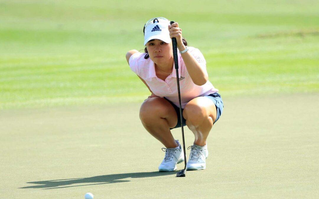 Danielle Kang se mantiene firme al frente del torneo de campeonas