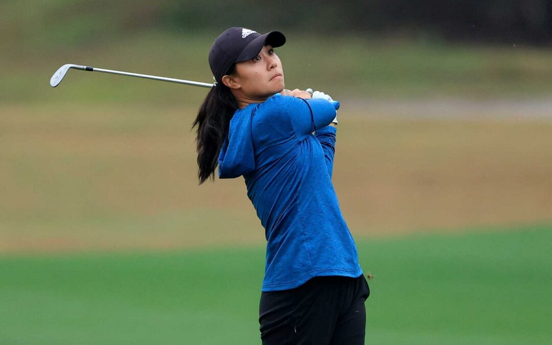 Danielle Kang sigue firme en su empeño de ganar el primer torneo del año en el LPGA
