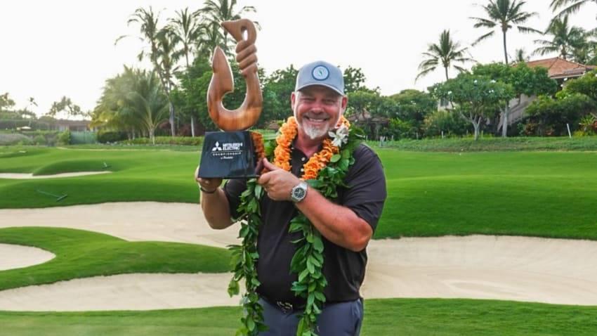 Darren Clarke gana el Mitsubishi Electric Championship y suma su segundo título en el PGA Tour Champions