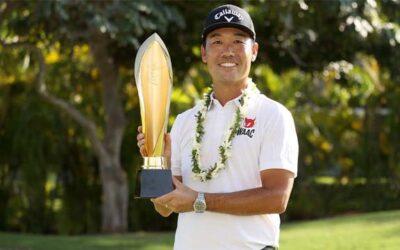 Kevin Na triunfa en Waiʻalae Country Club