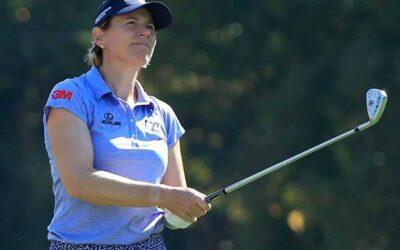 Annika Sorenstam, mito del golf femenino, vuelve a competir