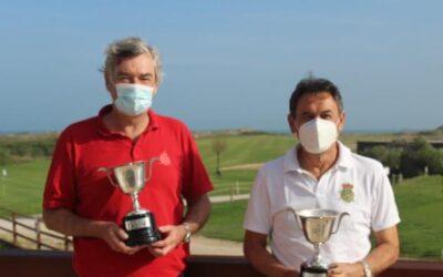 Juan José Martínez y Carlos Ollé ganadores en el Parador El Saler