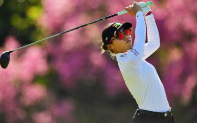 Lydia Ko firma reafirma su liderato en el Gainbridge LPGA y Carlota Ciganda pasa el corte al par